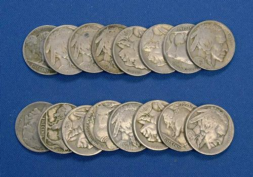2 X 1913 T-1 1917 1918 1919 1920 1921 1923 &24 Buffalo