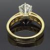14K Yellow Gold Approximately 2.45CTW Engagement Ring