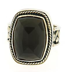 Lori Bonn Sterling Silver Ring