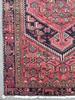 Unusual Design Mid-20th C. Handmade Vintage Persian Asad-Abad