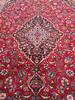 Gorgeous 1960s Authentic Hand Woven Vintage Persian Qamsar