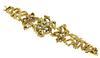 Unbelievable Multi Stone Diamond Bracelet