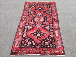 Lovely Mid-20th C. Armenian Weave Vintage Persian Rug