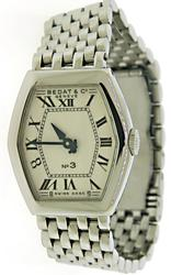 Bedat & Co Geneve Stainless Steel Watch