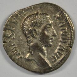 Near Mint Severus Alexander Roman Silver Denarius, 235