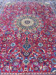 Darling 1960s High Quality Authentic Handmade Vintage Royal Persian Tehran