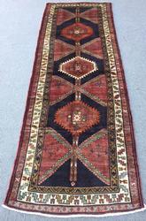 Lovely Mid-20th C. Handmade Vintage Persian Bibi-Baft