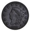 1829 Matron Head Large Cent - Circulated