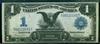 GEM CU 1899 Series $1 Black Eagle Silver Cert. CGS66*