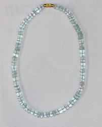 Luscious Natural Aquamarine Necklace