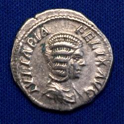 Julia Domna 193-207 Silver