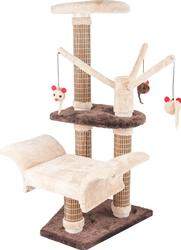 Cat-Life Cat Scratcher With Stable Locking System-Brown