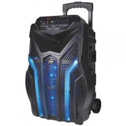 3,000-Watt Portable Karaoke Speaker with Bluetooth(R)
