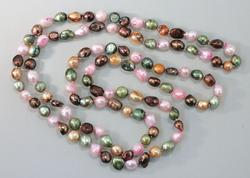 Bright & Breezy Pearl Necklace