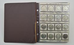 78 Coins - Kennedy Half Dollars  1964-1989 - Complete Set
