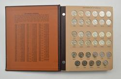 214 Coins - Jefferson Nickels  1938-2012 - Partial Set