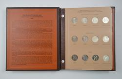 Complete Set 24 Coins 2009 District of Columbia & US Territories Quarters
