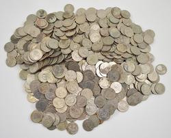 663 - $663.00 Eisenhower Dollars 1971-1978 Bag
