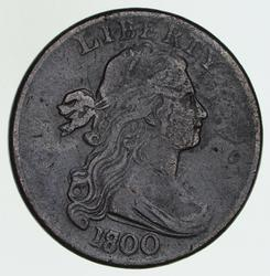 1800/1798 Draped Bust Large Cent - Circulated