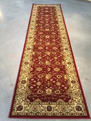 Stunning Classic Allover Mahal  Design 3X11 Ft Runner