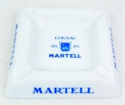 Vintage French Martell Cognac Ashtray