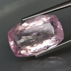 Huge untreated 9.29ct Morganite