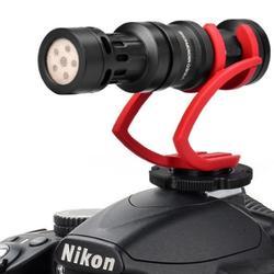 On Camera Cardioid Directional Mini Video Microphone
