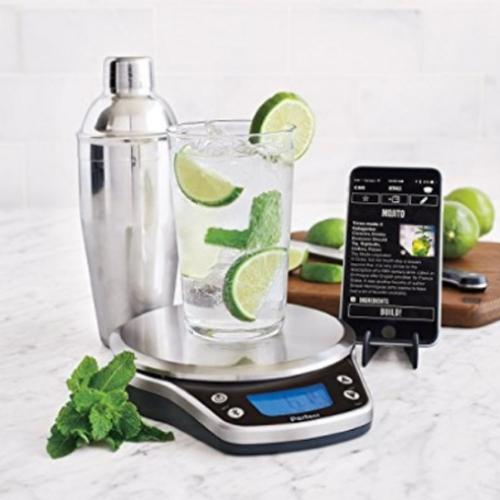 Perfect smart scale cocktails drink bluetooth 4 0 for Perfect drink smart scale and app
