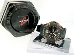 Casio G Shock Gravity Master
