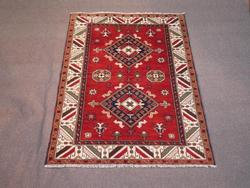 Highly Collectible Handmade Kazak Design 4.8x6.6