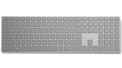 Modern Keyboard w/ Fingerprint ID, Chargeable upto 4mos
