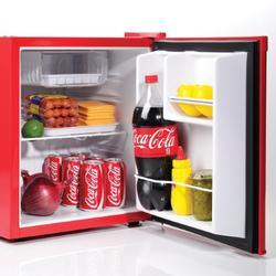 Coca-Cola 1.7-Cubic Foot Refrigerator w/ Ice Cube Tray