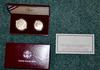 Scarce 1998 Kennedy Uncirculated Silver Set with box and papers