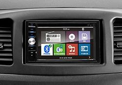 Car Stereo Touchscreen, Bluetooth Navigation/GPS/USB