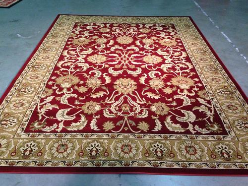 Classic Turkish design area rug 8x11