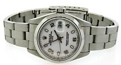 Ladies Rolex Oyster Perpetual with Date