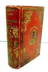 1860 Headley's Life of Washington, 1st Edition
