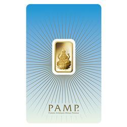 PAMP Suisse 5 Gram Gold Bar Lakshmi
