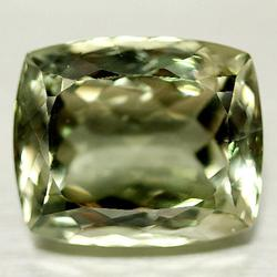 Enormous 33.92ct untreated green Amethyst