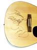 John Cougar Mellencamp Autographed Signed Acoustic Guitar AFTAL