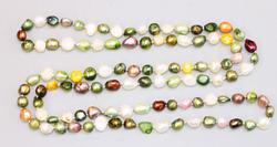 Breezy Pearl Necklace