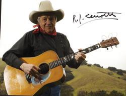 Ramblin Jack Elliott Autographed Signed Tele Guitar  COA