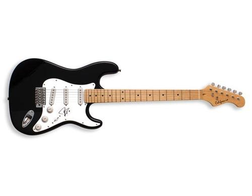 Trey Anastasio Autographed Signed Guitar  COA AFTAL