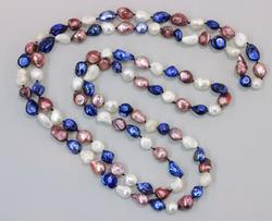 Carefree Pearl Necklace