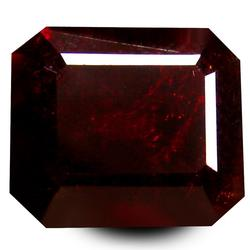 Considerable 6.49ct rich burgandy Garnet