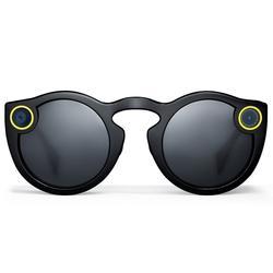 Sunglasses for Snapchat Press Button to Record
