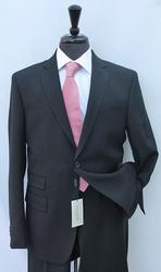 Must Have Slim Fit Black Color Suit With Ticket Pocket