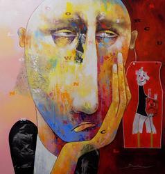 Amazing Acrylic by Ara Berberyan