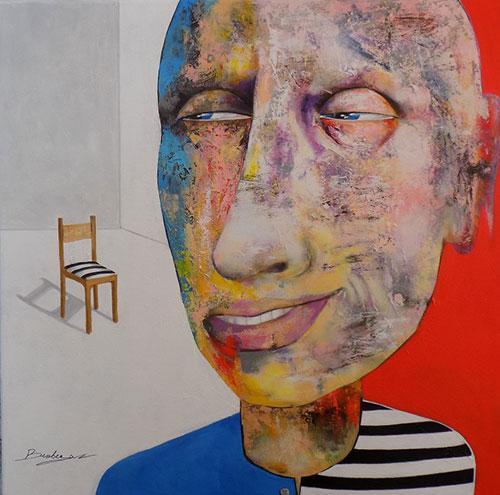 Dazzling Original Art by Ara Berberyan