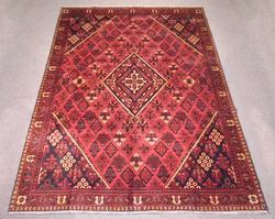 Fine Semi Antique Persian Maymeh 10.5x7.3